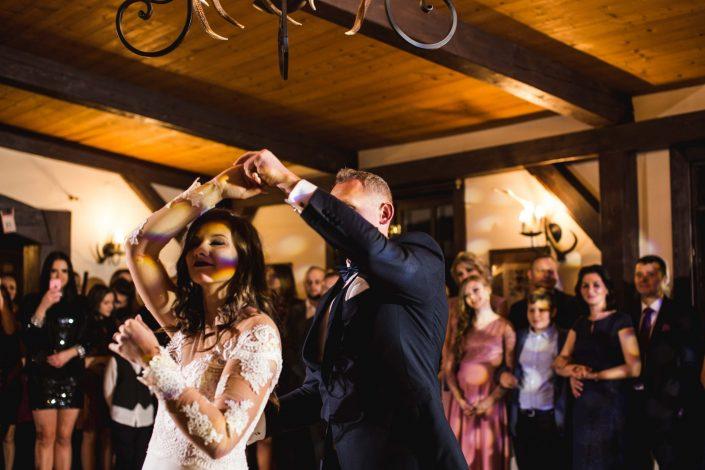 Kasia & Piotrek – zimowy ślub
